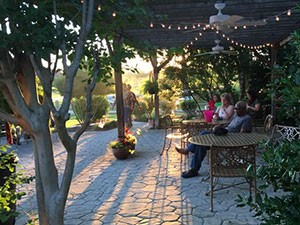 Cypress Bend Patio
